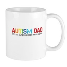 Autism Dad Mugs