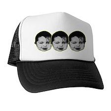 Triple Nib Trucker Hat