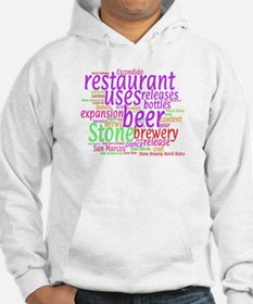 Concept Cloud for Stone Brewery Escondido Hoodie