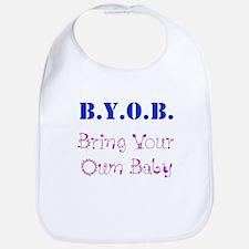 BYOB Baby Bib