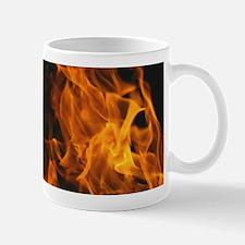 Flames Mugs