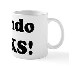 Rolando Rocks! Mug