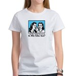 Retro MDB Comic Women's T-Shirt