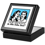 Retro MDB Comic Keepsake Box