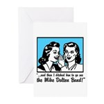 Retro MDB Comic Greeting Cards (Pk of 10)