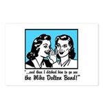 Retro MDB Comic Postcards (Package of 8)
