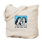 Retro MDB Comic Tote Bag