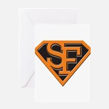 Super Sf Greeting Cards