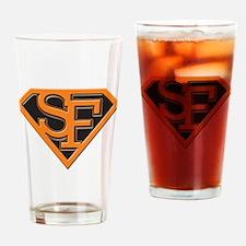 Super Sf Drinking Glass