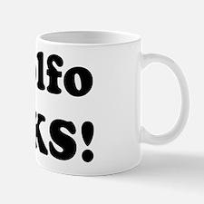 Rodolfo Rocks! Mug