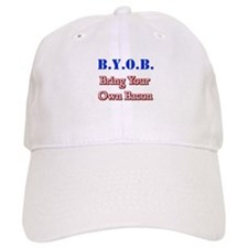 BYOB Bacon Baseball Cap