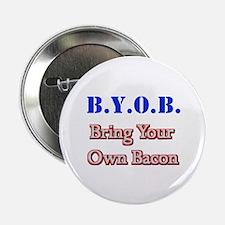 "BYOB Bacon 2.25"" Button (10 pack)"