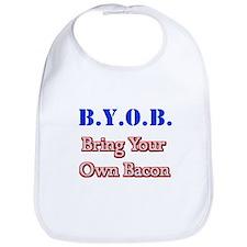 BYOB Bacon Bib