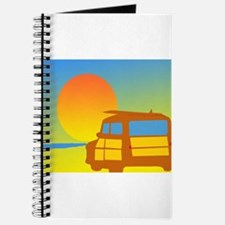 Woodies and Sunset Journal
