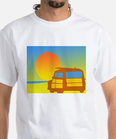 Woodies and Sunset T-Shirt