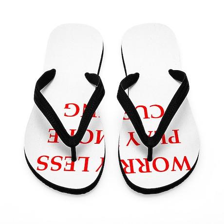 CURLING2 Flip Flops