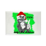 BABY'S FIRST CHRISTMAS (NOAH NAME) PERSONALIZED Re