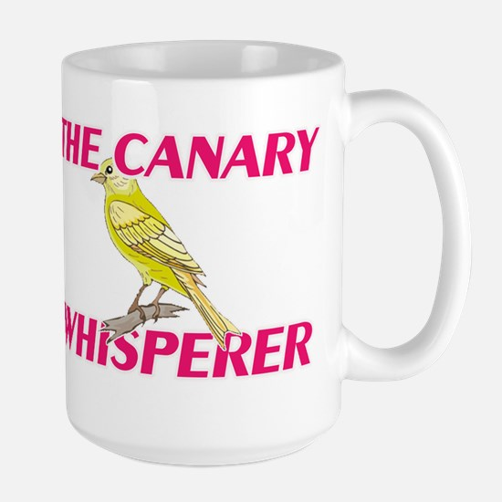 The Canary Whisperer Mugs