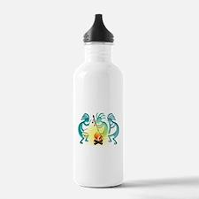 Pow Wow Water Bottle