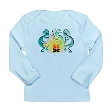 Pow Wow Long Sleeve Infant T-Shirt