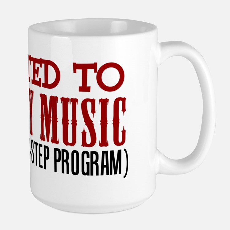 Two Step Country Music Mug