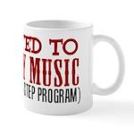 Two Step Country Music Mug
