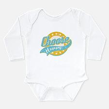 Choose Happy Long Sleeve Infant Bodysuit