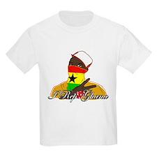I rep Ghana Kids T-Shirt