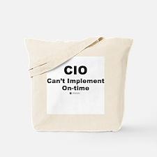 CIO -  Tote Bag