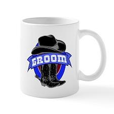 Cowboy Groom Mug