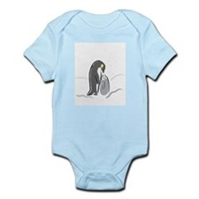 Penquin Feeding Infant Bodysuit