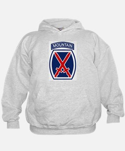 10th Mountain Division Hoodie