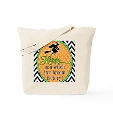 Broom Factory Tote Bag