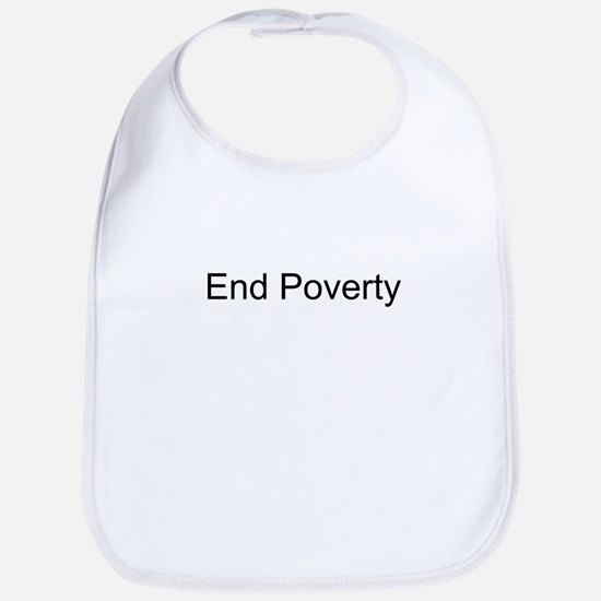 End Poverty T-Shirts and Appa Bib