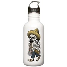 Calavera Water Bottle