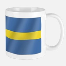 Pure Flag of Sweden Mug