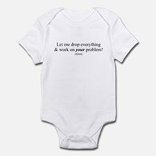 Drop everything -  Infant Bodysuit