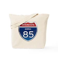 85 Tote Bag