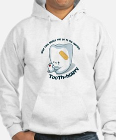 Tooth-Hurty - Dark Text Jumper Hoody