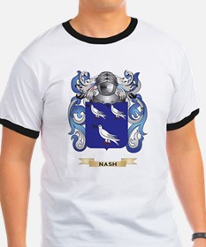 Nash Coat of Arms (Family Crest) T-Shirt