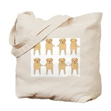 One of These Retrievers! Tote Bag
