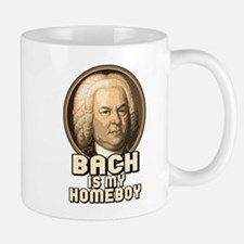 Bach is my Homeboy Mug