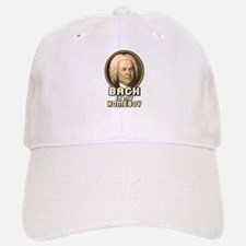 Bach is my Homeboy Baseball Baseball Cap