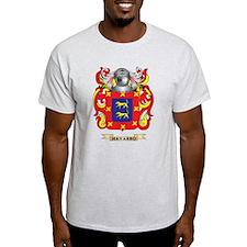 Navarro Coat of Arms (Family Crest) T-Shirt