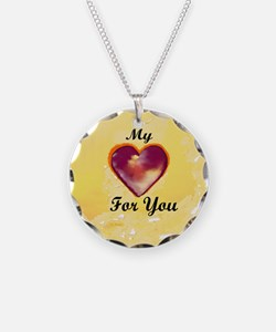 My Heart For You Necklace