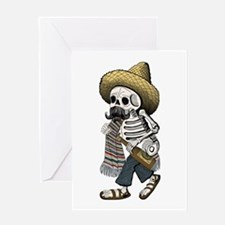 Calavera Greeting Cards