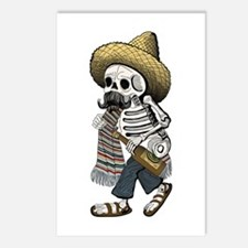 Calavera Postcards (Package of 8)