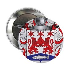 "Neal Coat of Arms (Family Crest) 2.25"" Button"