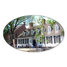 RALIGH TAVERN COLONIAL WILLIAMSBURG Decal
