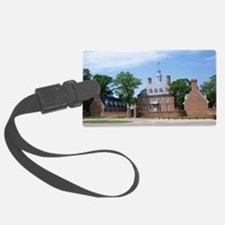 GOVORNORS PALACE COLONIAL WILLIA Luggage Tag